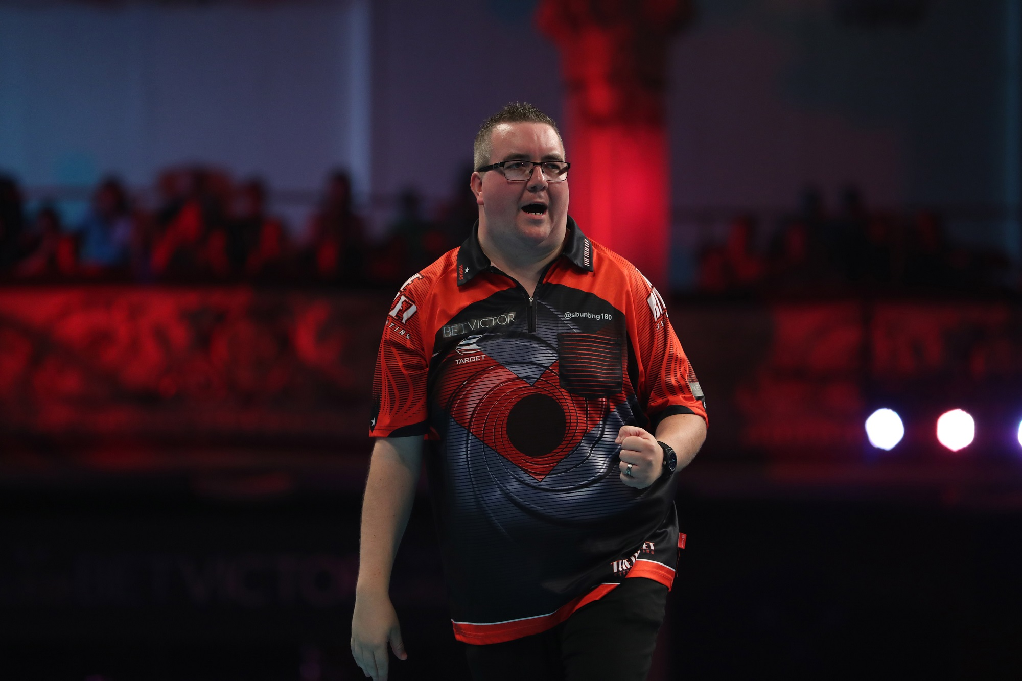 Photo of Stephen Bunting by Lawrence Lustig/PDC